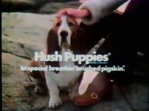 Cheryl Tiegs 1977 Hush Puppies Commercial