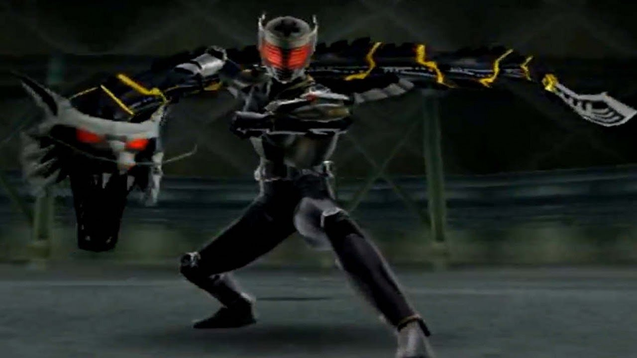 kamen rider super climax heroes wii ryuga vs ryuki hd youtube