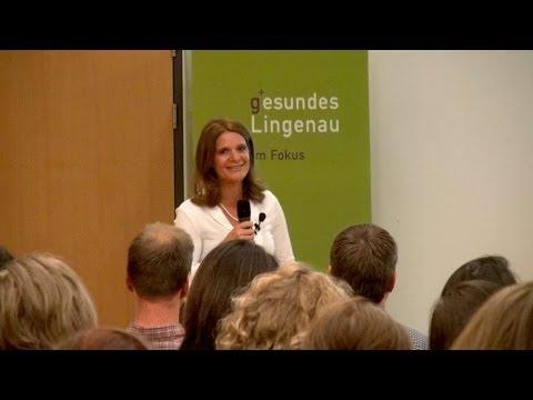 Grenzen setzen - ohne zu verletzen - Vortrag mit Angelika Braza