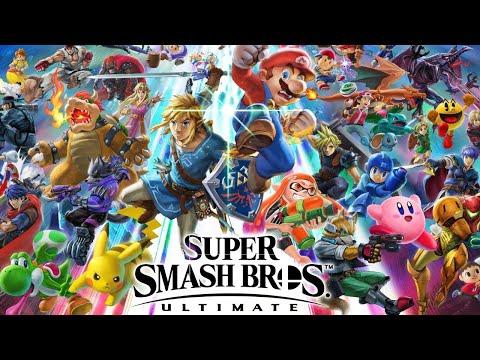 Eder Juega: Super Smash Bros. Ultimate | Nintendo Switch (01/16/2020)