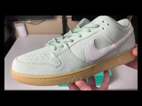 Nike SB Dunk Low Island Green Review!