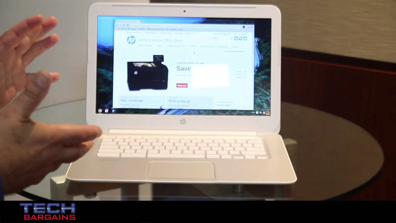 HP Chromebook 14 Preview HD  YouTube