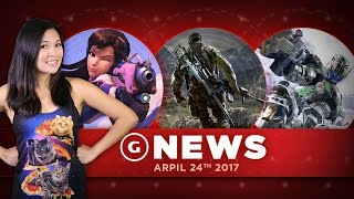 Ghost Warrior 3's PS4 Load Time & 3 New Overwatch Maps On The Way - GS Daily News