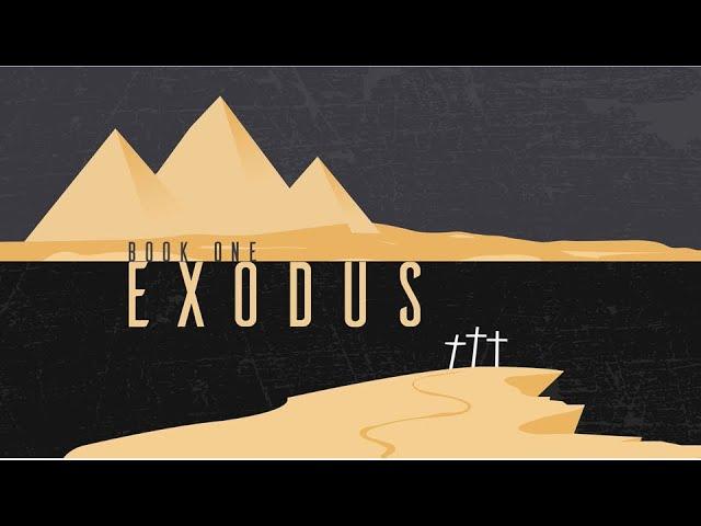 Sermon #4 - Exodus 2:23-4:31.  11:30 Service