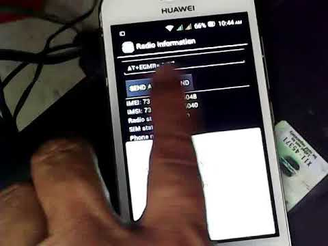 REPAIR IMEI ON HUAWEI Y360 AND ALL CHINESE PHONES CODE ENGINEERING MODE