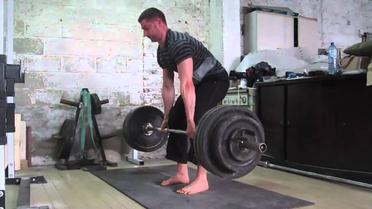 How To Deadlift: Mehdi From StrongLifts Deadlifts 451lb (2 7x BW)
