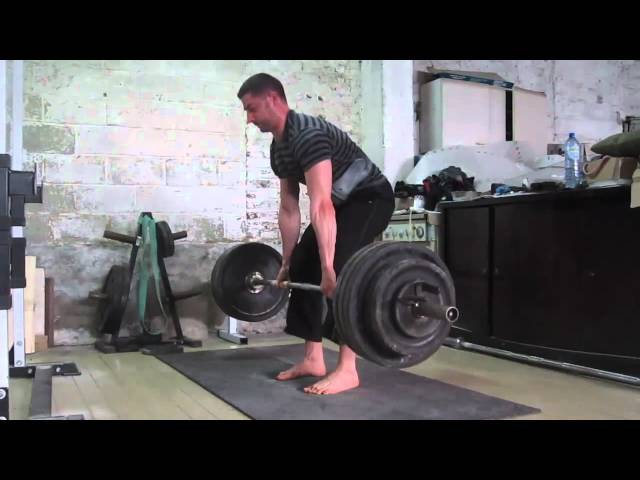How To Deadlift: Mehdi From StrongLifts Deadlifts 451lb (2.7x BW)