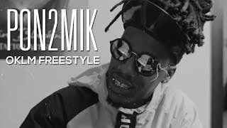 PON2MIK - OKLM Freestyle (Prod by Hypnotic beatz) ( Drop Up Tv ! )