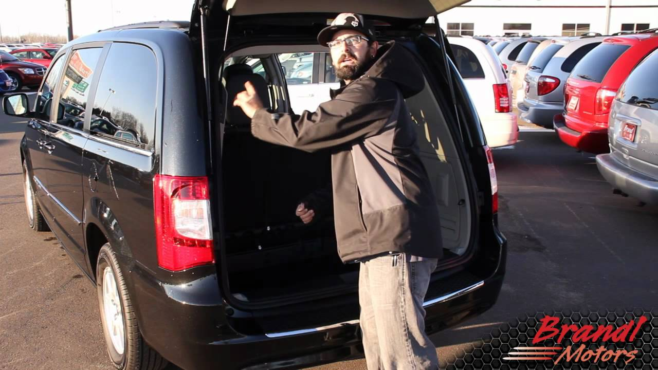 Automatic Sliding Doors And Liftgate Brandl Media Minute