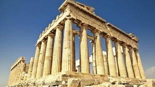 Древняя Греция. Великие города земли. Древний город Афины.