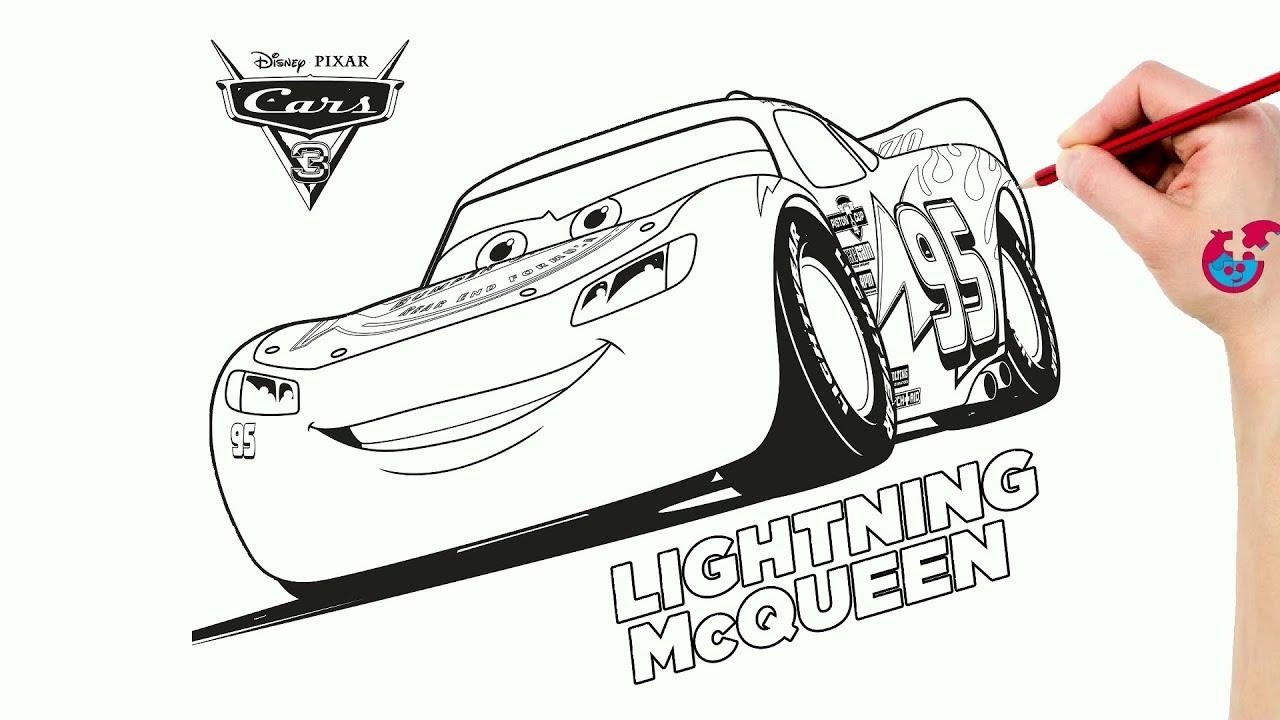 lightning mcqueen sketches