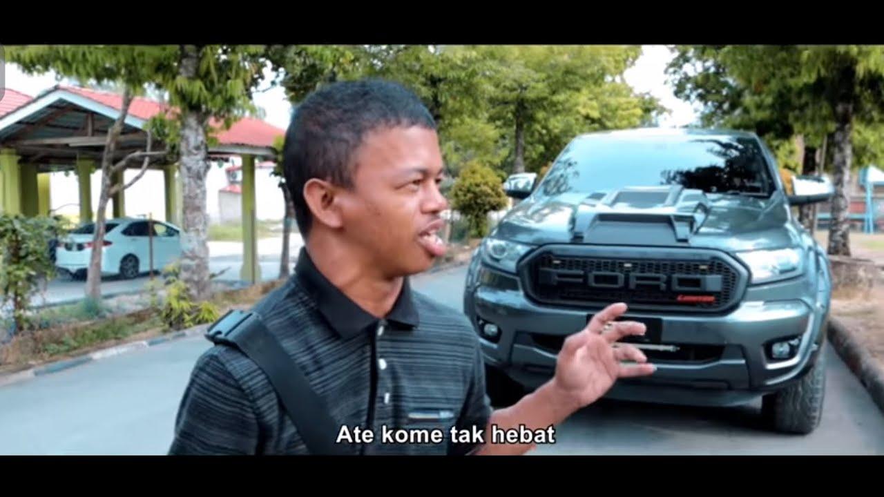 Ate Kome, Asif & Yoe Parey Cakap Perak