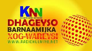 """Maamulka Radio Kulmiye"""" Warbaahinta qaranka iyo kuwa madaxa banaan Hana Weydiistan ......."""