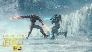 Obsidian Fury Death - Pacific Rim Uprising [Second Battle] [Fight Scene]