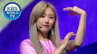 UNI.T - I Mean | 유니티 - 난말야 [Music Bank / 2018.10.12]