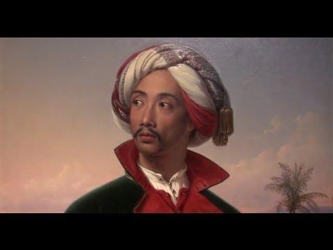 Raden Saleh Bustaman: Javanischer Maler in Europa - Ausstellung im Lindenau-Museum