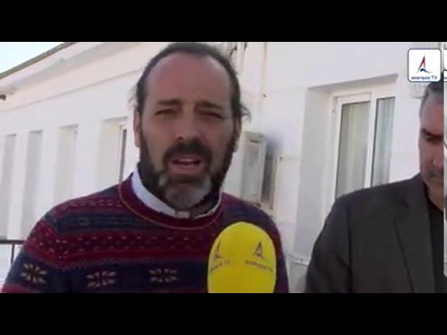 Cassá destaca la apuesta de Diputación por el Museo de la Pasa de Almáchar