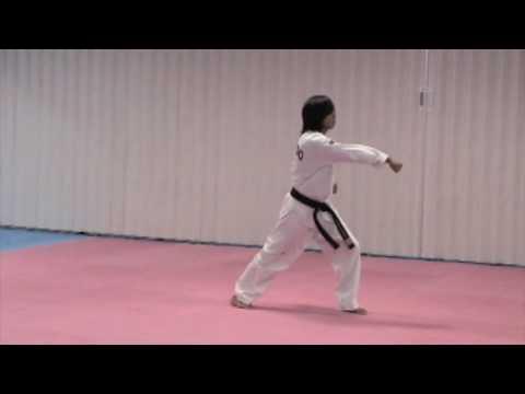 KH Kim's Taekwondo  Taegeuk 1-8
