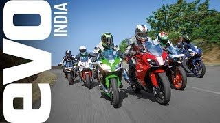 Exclusive shootout! TVS Apache RR 310 compared with KTM RC 390, R3, Ninja 300, Benelli 302R & RC 200