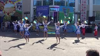 Виступ колективу Конфеті денс, Білокуракине, 25.08.2019