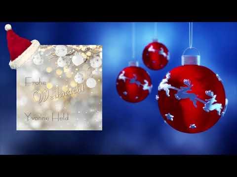 Werbetrailer ,,Yvonne Held - Frohe Weihnacht,, ADair Records LC 24553