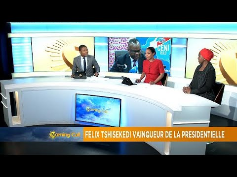 DRC opposition candidate Martin Fayulu rejects election result [The Morning Call]