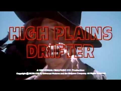 ► High Plains Drifter (1973) — Official Trailer [360p] poster
