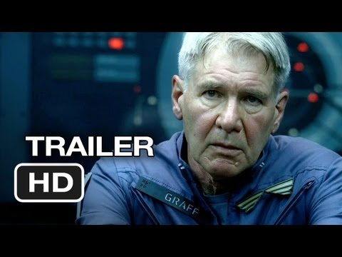 Ender's Game TRAILER 2 (2013) - Asa Butterfield, Harrison Ford Movie HD