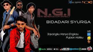 Cover images NGI - BIdadari Syurga  ( Official Lirik Video )