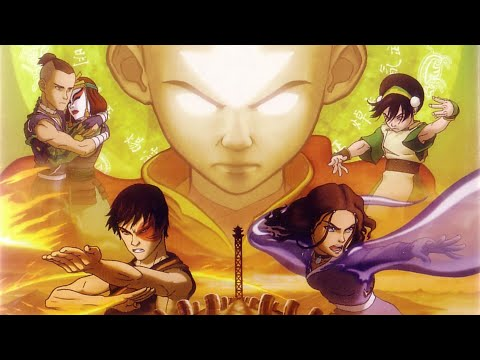Top 15 Strongest Avatar The Last Airbender Characters 安昂 [Series Finale]