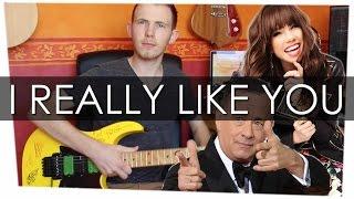Baixar Carly Rae Jepson VS Darryl Syms - I REALLY LIKE YOU (Electric Guitar Instrumental Cover)
