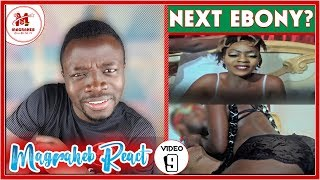Is this Girl really EBONY's Replacement? 💥 Magraheb Reacts to her Song || MagrahebTV