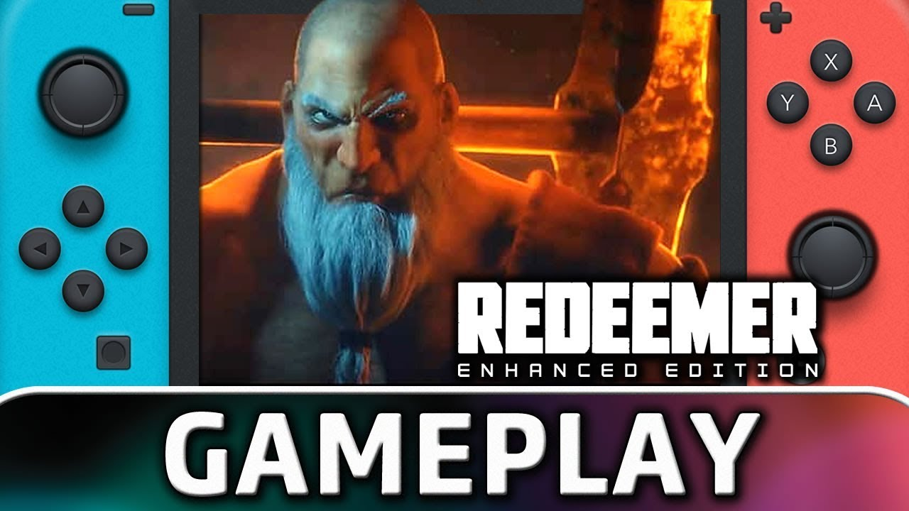 Redeemer: Enhanced Edition | First 15 Minutes on Nintendo Switch