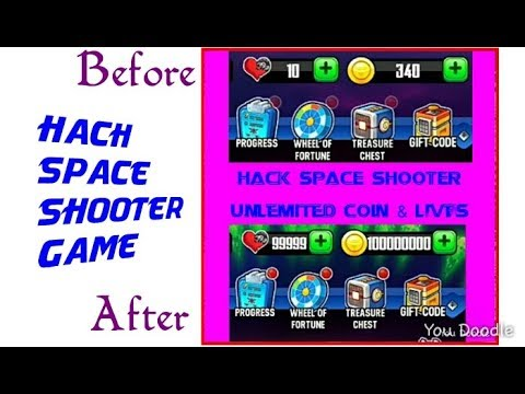 Galaxy Attack Space Shooter Hack/Cheat by GameBag ORG – Get Free