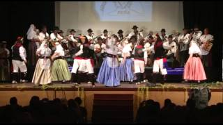 XII Festival Folklorico Antigua Ajei (San Bartolomé) 24-11-12
