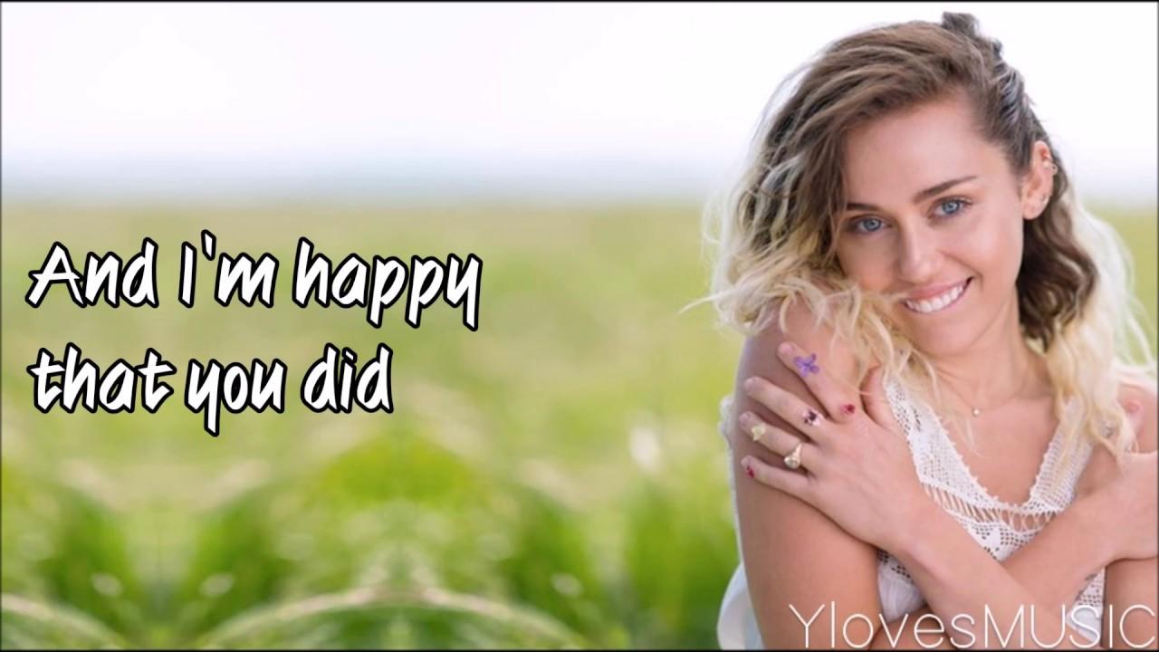 Download Miley Cyrus - Malibu (Lyrics)