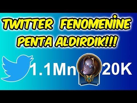TWITTER FENOMENİNE PENTA ATTIRDIK! MAUSE KLAVYE KULLANMADAN KILL ALDIM!! DUO W/ TOSKO FACTS
