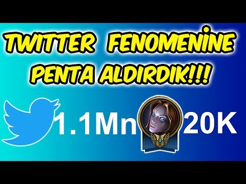 TWITTER FENOMENİNE PENTA ATTIRDIK! MOUSE KLAVYE KULLANMADAN KILL ALDIM!! DUO W/ TOSKO FACTS
