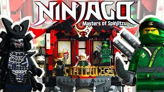 LEGO NINJAGO Temple of Resurrection 70643 Speed Build