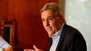 Entrevista con el intendente Martín Llaryora: Estamos dando previsibilidad por tres meses