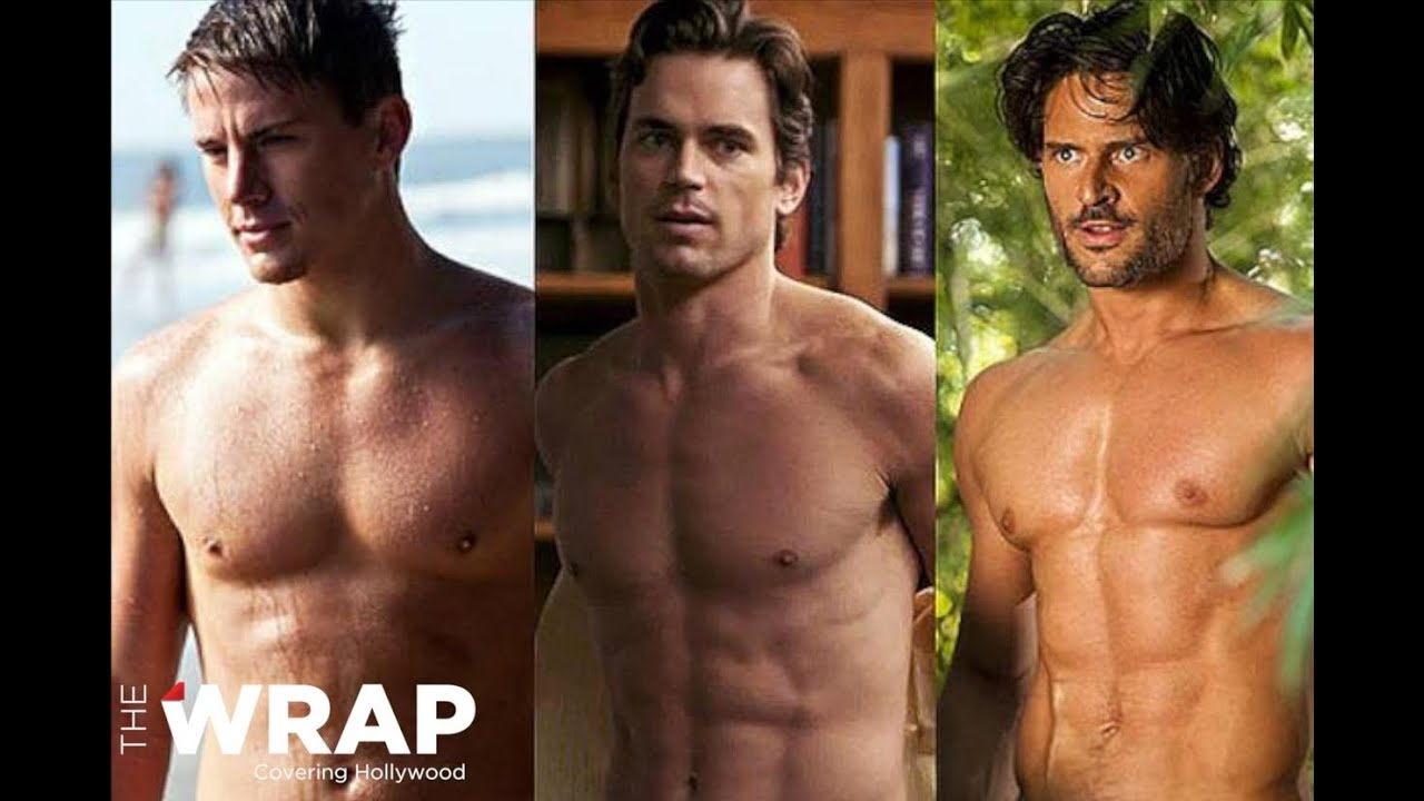 60 Sexy Seconds of 'Magic Mike XXL' Men: Channing Tatum, Matt Bomer