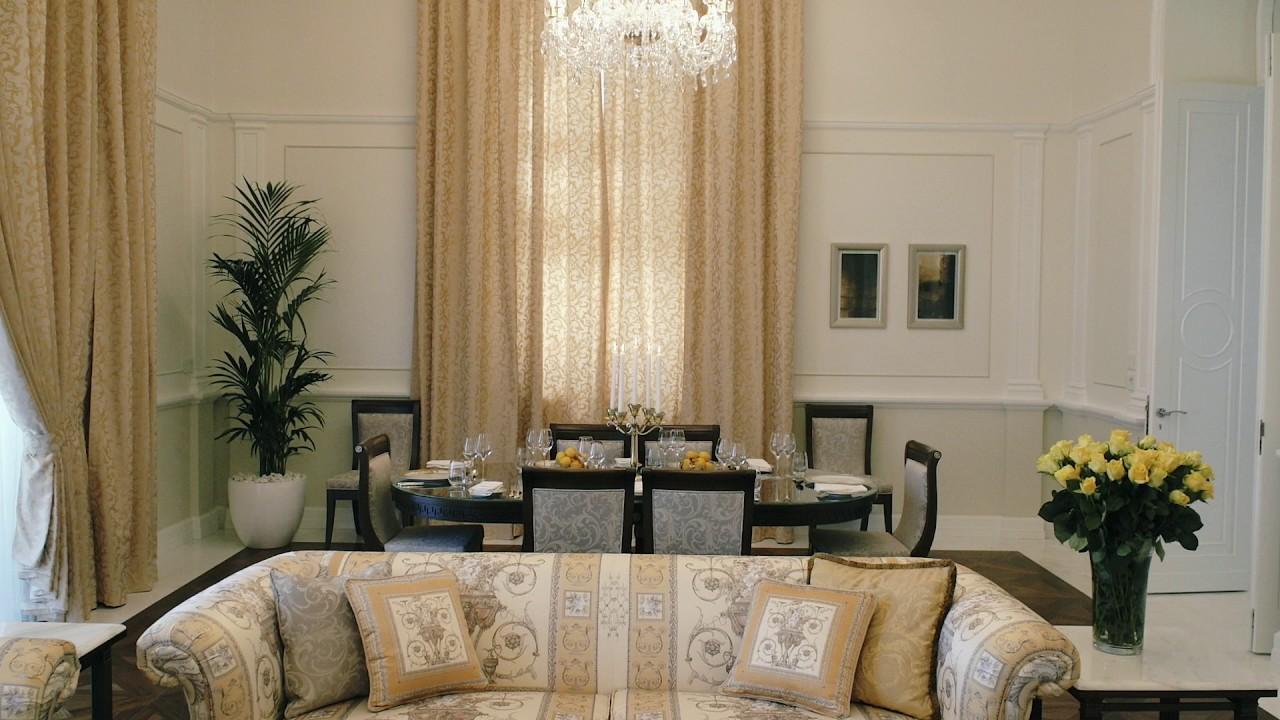 Exploring Palazzo Versace Dubai | Signature Suites