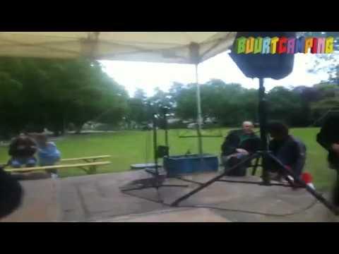 Buurtcamping slotermeer 201 met Mad:dance battle over