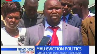 Rift Valley leaders angered by ongoing Mau evictions