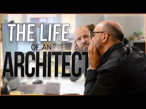 Behind Closed Doors - The Life of an Architect (Full Documentary)