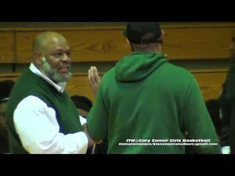 * *  * ITW Pride@Gary Comer Catamount Girls Varsity Basketball0 Hales Franciscan High School/CPS