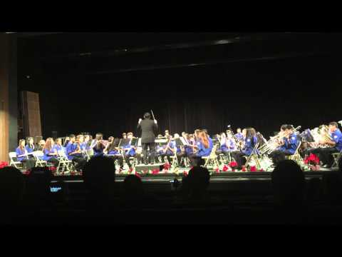 The Best of Glee | Kaimuki Middle School Symphonic Winds 2015
