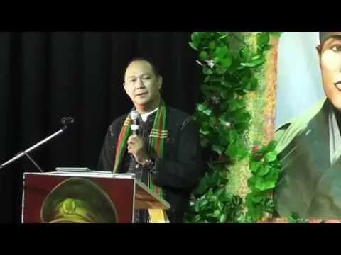 Literature Talk By U Phone Dhartu _ 100th Anniversary of Bogyoke Aung San Event(Sydney)