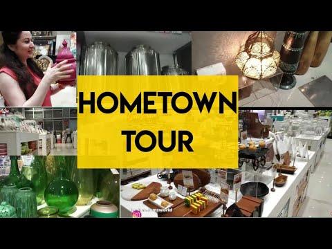 Hometown New Arriva HomeTown Guwahati Store  Tour   Hometown Store India   Hometown Shopping Mall  