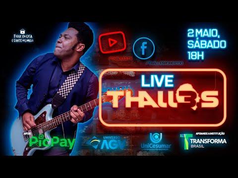 Thalles Roberto - Live